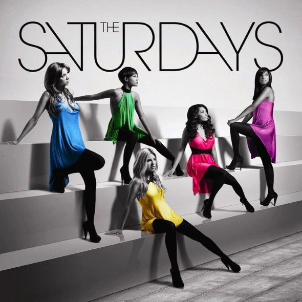 The Saturdays - Chasing Lights (2008) album cover