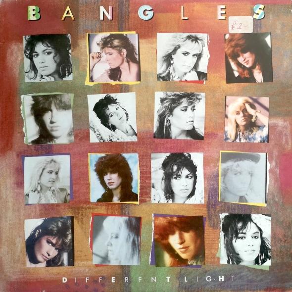 The Bangles - Different Light (1986) album