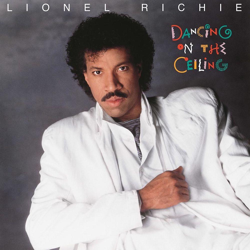 Lionel Richie - Dancing On The Ceiling (1985) album