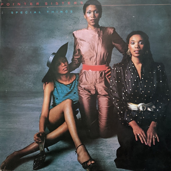 Pointer Sisters - Special Things (1980) album cover