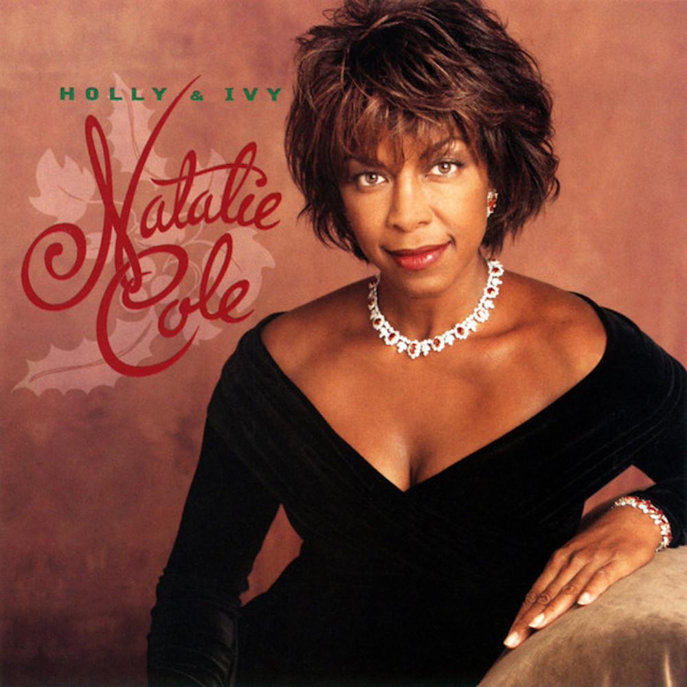 Natalie Cole - Holly & Ivy (1994) album cover
