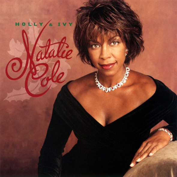 Natalie Cole - Holly & Ivy (1994) album cover