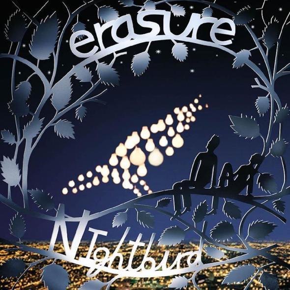 Erasure - Nightbird (2005) album cover