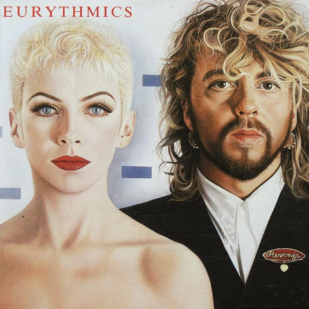 Eurythmics - Revenge (1986) album cover