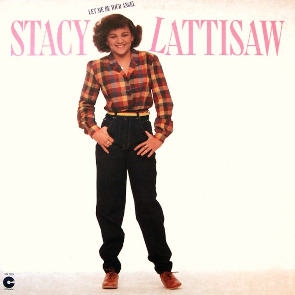 Stacy Lattisaw - Let Me Be Your Angel (1980) album cover