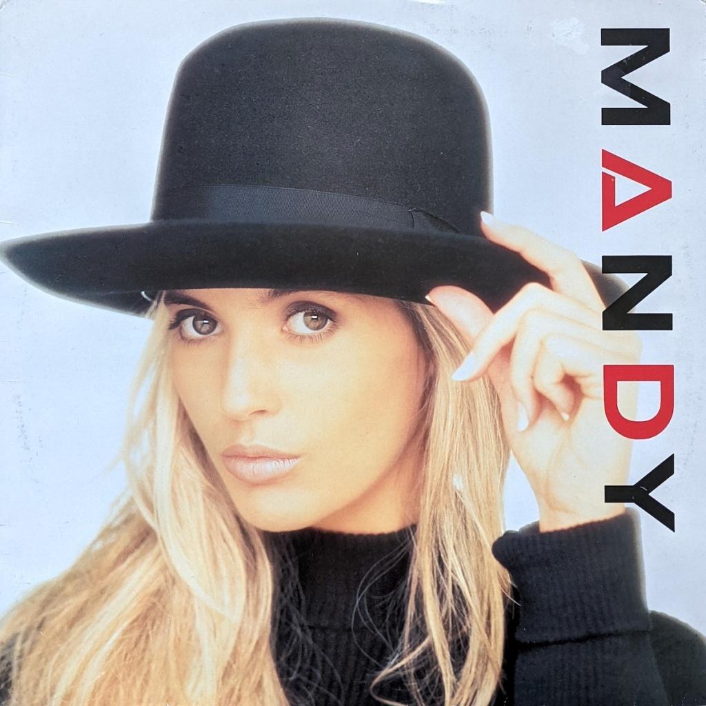 Mandy Smith - Mandy (1988) album cover