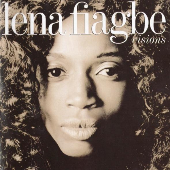 Lena Fiagbe - Visions (1994) album cover
