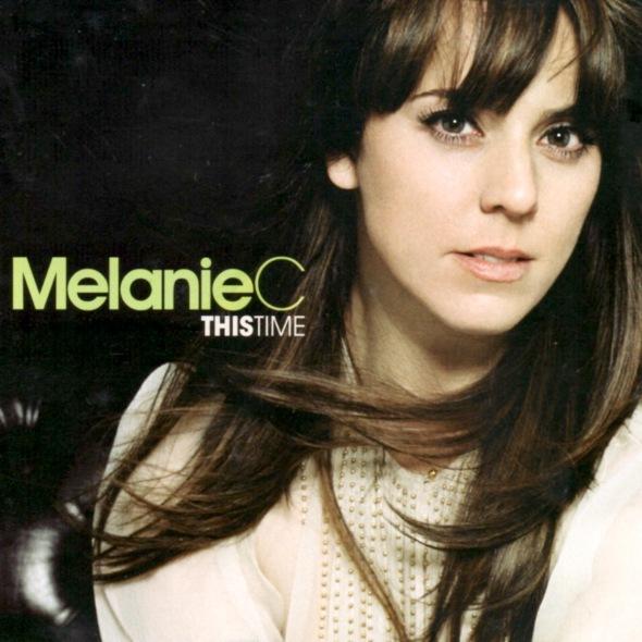 Melanie C - This Time (2007) album cover
