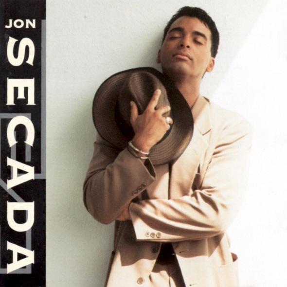 Jon Secada - Jon Secada (1992) album cover