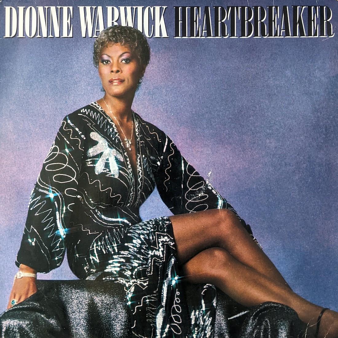 Dionne Warwick - Heartbreaker (1982) album cover