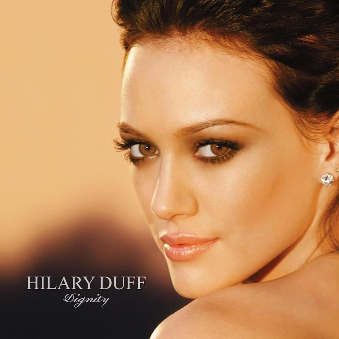 Hilary Duff - Dignity (2007) album cover