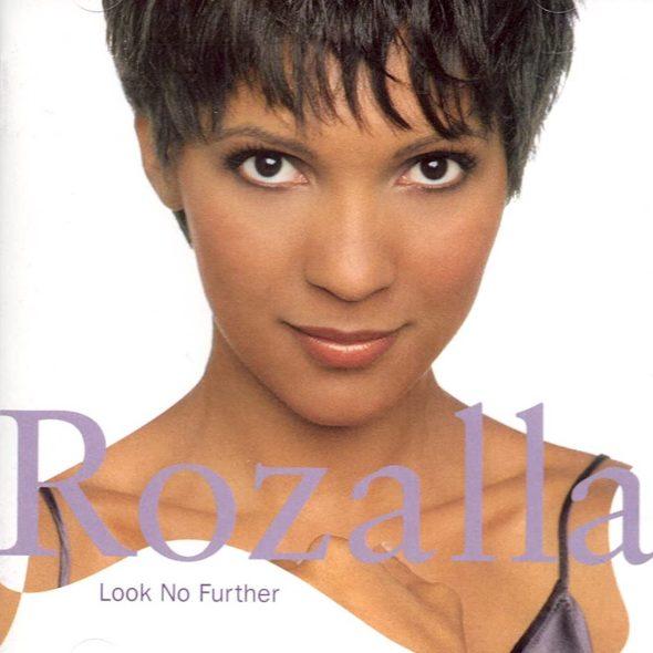 Rozalla - Look No Further (1995) album cover
