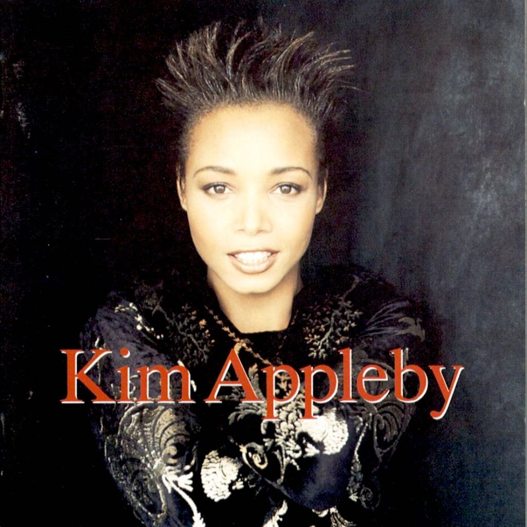 Kim Appleby - Kim Appleby (1990) album cover