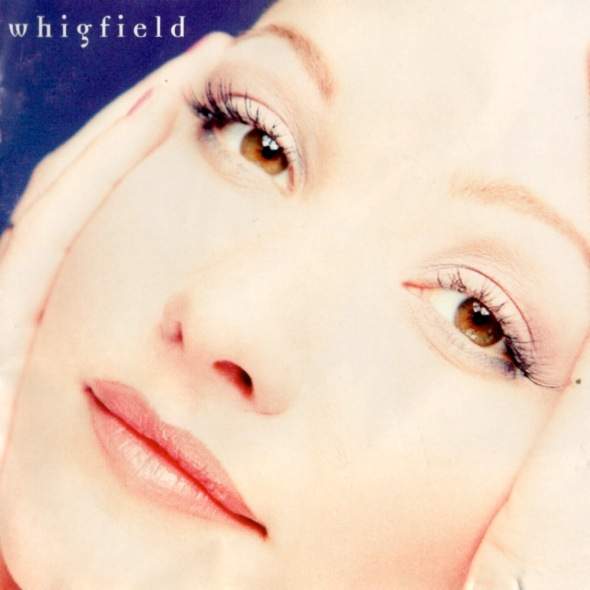 Whigfield - Whigfield (1995) album cover