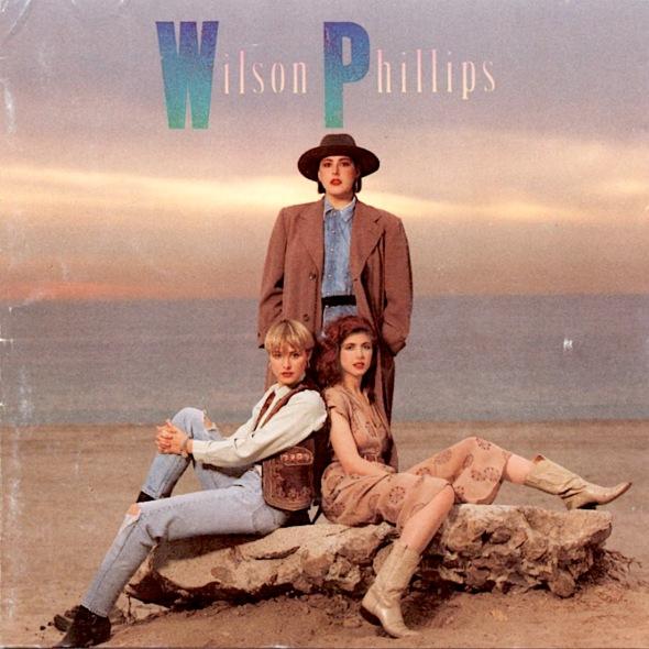 Wilson Phillips - Wilson Phillips (1990) album cover