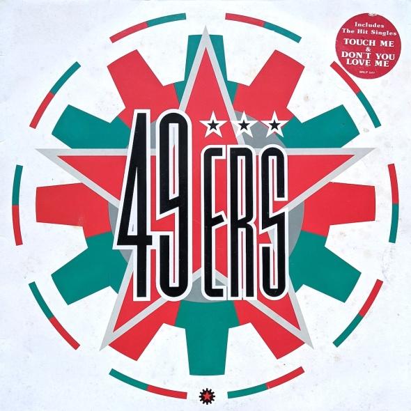 49ers - 49ers (1990) album cover