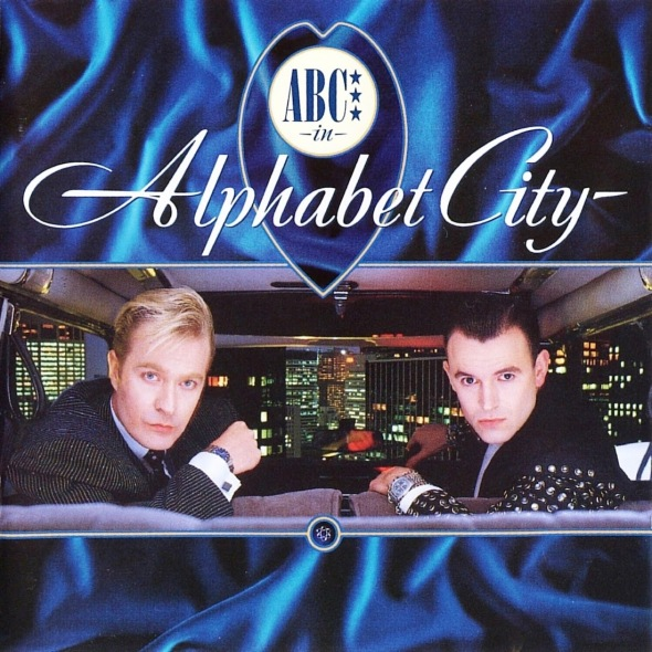 ABC - Alphabet City (1987) album