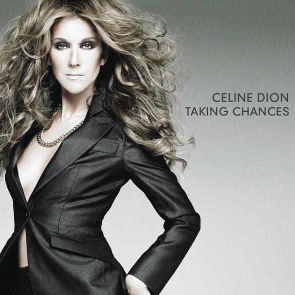 Celine Dion - Taking Chances (2007) album cover