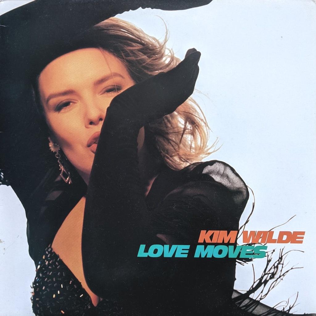 Kim Wilde - Love Moves (1990) album cover