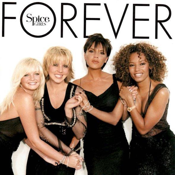 Spice Girls - Forever (2000) album cover