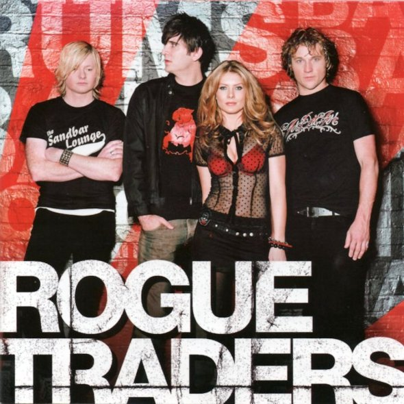 Rogue Traders - Here Come The Drums (2005) album